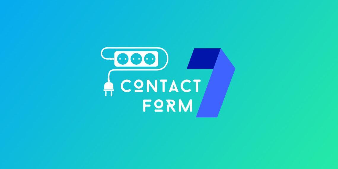 آموزش افزونه ی  contact form 7